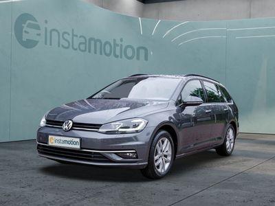 gebraucht VW Golf VII GolfVariant 2.0 TDI Comfortline BMT LED ACC