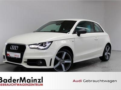 gebraucht Audi A1 TFSI 1.4 S tronic S line Sitzhzg