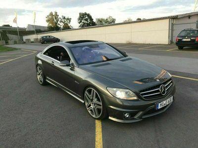 gebraucht Mercedes CL63 AMG MercedesAMG