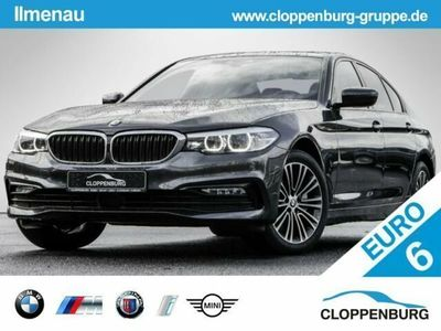 gebraucht BMW 530 i Limousine Sport Line UPE: 70.550,- EUR