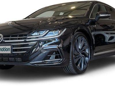 "gebraucht VW Arteon Arteon Shooting BrakeShootingbrake TDI R LINE+ALLRAD+LED+NAVI+SSD+20 ""+AHK"