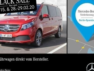 "gebraucht Mercedes V220 d EDITION Lang Mopf 9G Automatik Comand 18"""