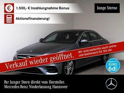 gebraucht Mercedes E200 AMG 360° Multibeam Totwinkel PTS 9G Sitzh