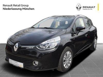 gebraucht Renault Clio GrandTour IV 1.5 dCi 90 FAP LIMITED Klimaau