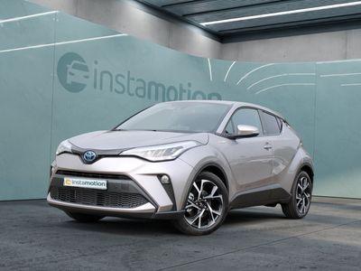 gebraucht Toyota C-HR C-HRTeam D 20 Hybrid KLIMA KEYFREE KAMERA BT U