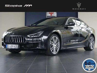 gebraucht Maserati Ghibli S Q4 GranLusso MY19 ZEGNA/ACC/SD/B&W