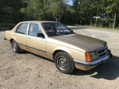 gebraucht Opel Commodore 2,5S