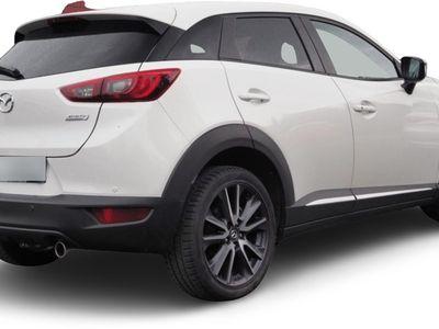 gebraucht Mazda CX-3 CX-32.0 Sports-Line AHK Allwetter Navi