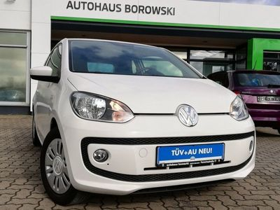 gebraucht VW up! up! move1.0 MPI BMT ***Sitzheizung***