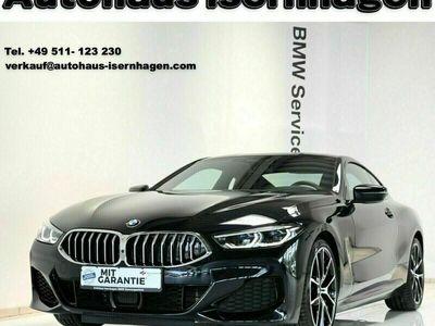 gebraucht BMW 840 i xD Coupé M Sport Laser 360°H&K SoftCl DAB