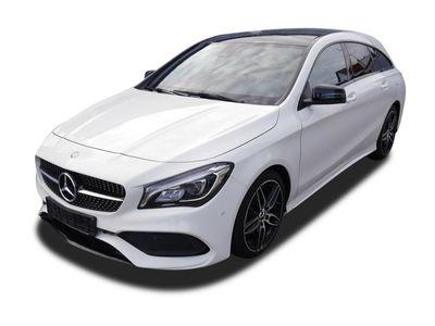 gebraucht Mercedes CLA180 d SB AMG LINE * PANORAMA-SD * LED HIGH SCHEINWERFE