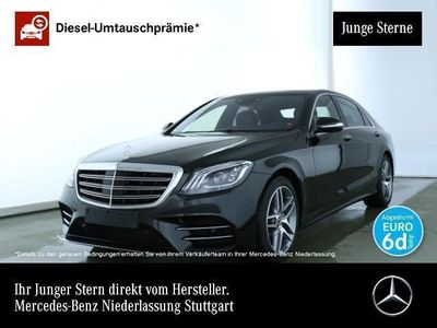 gebraucht Mercedes S560 4MATIC Limousine lang