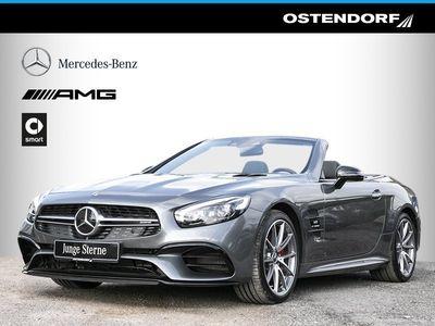 gebraucht Mercedes SL63 AMG AMG *Distronic*Night*Sitzklima*Airscarf*LED