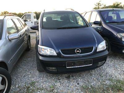"used Opel Zafira 1.8 16V Comfort,Klima,""""125.000KM"""", 7-Si"