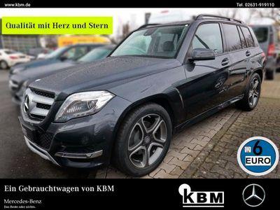 "gebraucht Mercedes GLK250 BlueTEC 4M EU6°AHK°NAVI°ILS°ALU-19""°SHZ"