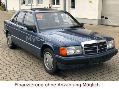 gebraucht Mercedes 190 1.8 Automatik Schiebedach TOP Zustand !