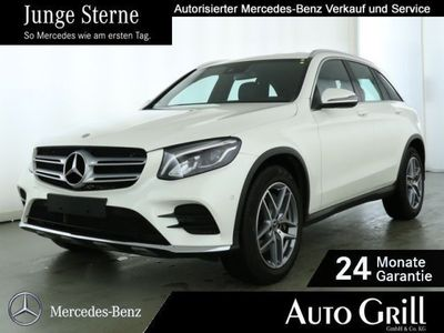 gebraucht Mercedes GLC250 d 4MATIC