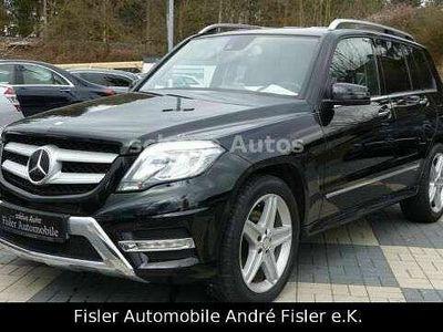 gebraucht Mercedes GLK350 CDI 4-Matic AMG Distronic Sitzklima Keyl
