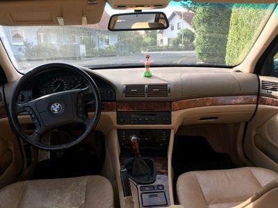 gebraucht BMW 528 I Kombi