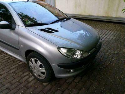gebraucht Peugeot 206 CC cabrio