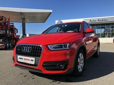 gebraucht Audi Q3 2.0 TDI S - tronic Navi Sitzheizung