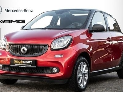 käytetty Smart ForFour 52kW *Passion*Einparkhilfe*Cool & Audio*