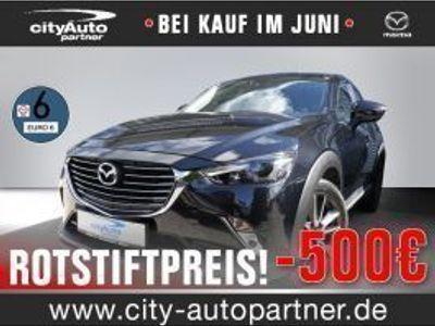 gebraucht Mazda CX-3 2.0 SKYACTIV-G 120 Sports-Line bei Gebrachtwagen.expert
