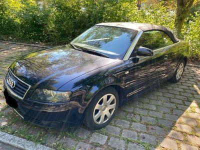 gebraucht Audi A4 Cabriolet 2.4 S-Line