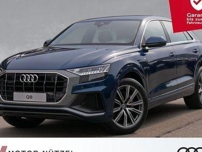 gebraucht Audi Q8 HD-Matrix-LED AP Tour+Parken B&O Anhängervor.