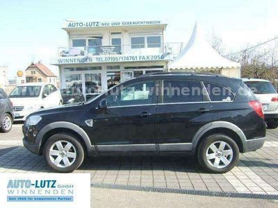 gebraucht Chevrolet Captiva 2.4 LS 2WD - 7 Sitzer