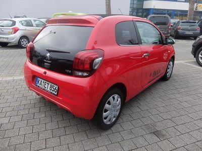 gebraucht Peugeot 108 1.2 VTi TOP Allure