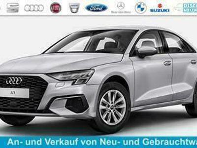 """gebraucht Audi A3 Limousine MJ 2021/16"""" LM/3 JAHRE GARANTIE"""