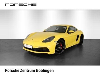gebraucht Porsche 718 Cayman GTS 20 Zoll, Sportsitze