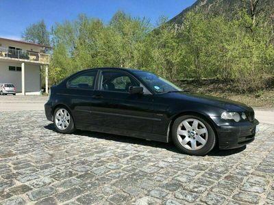 gebraucht BMW 320 320d E46 td Compact (Tausch möglich)