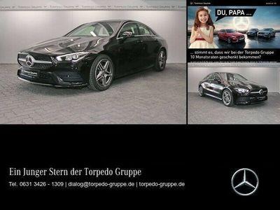 gebraucht Mercedes CLA200 COUPÉ AMG LED+NAVI+WIDESCREEN+MBUX-Navi+