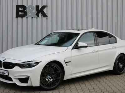 used BMW M3 DKG Competition NaviProf,RFK,HUD,H/K,Glasdach