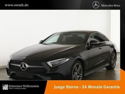 gebraucht Mercedes CLS300 d AMG*Widescreen*SHD*MB-LED*Head-UP*Kame