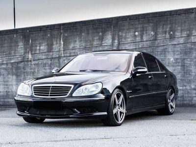 gebraucht Mercedes S55 AMG AMG -Klasse