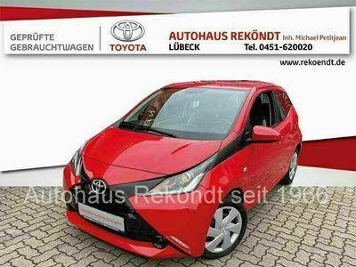 gebraucht Toyota Aygo x mit x-business Paket