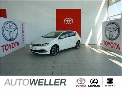 gebraucht Toyota Auris 1.8 Hybrid Autom. Design Edition SHZ Navi