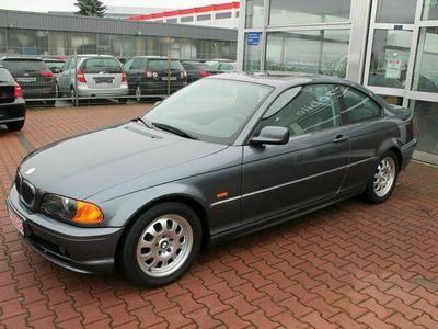 gebraucht BMW 318 318 Baureihe 3 Coupe Ci