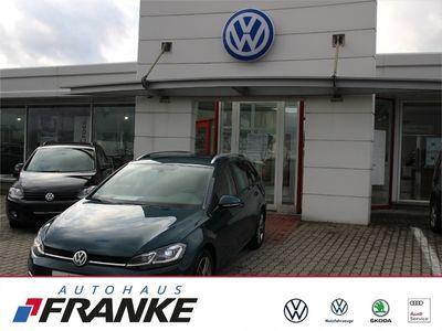 gebraucht VW Golf Variant Sound 1.6 TDI DSG Navi LED Scheinw.