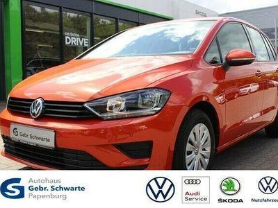 gebraucht VW Golf Sportsvan VII 1.2 TSI Climatronic SHZ PDC