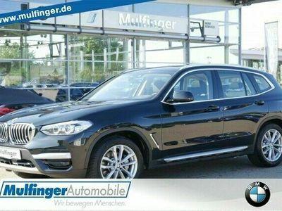gebraucht BMW 501 X3 xDr.30d Sports.PS DrivAs+ACC HUD Pano AHK