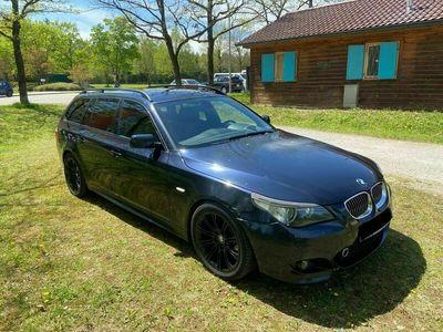 gebraucht BMW 550 i M paket