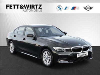 gebraucht BMW 330e Advantage Automatik