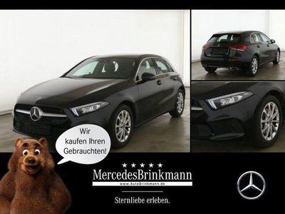 gebraucht Mercedes A200 PROGRESSIVE/LED/NAVI/SHZ/MBUX Parktronic/Klima