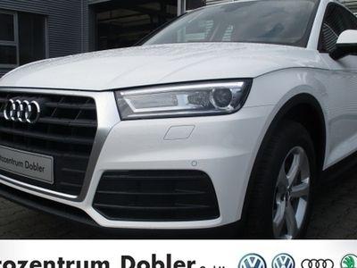 """gebraucht Audi Q5 2.0 TDI, NAVI, AHK, EPH, GRA, SHZ,18"""" (Xenon Klima"""