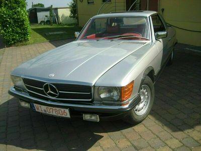 gebraucht Mercedes 450 MercedesSLC 5,0 Originalbrief 2 Eintr...
