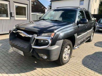 gebraucht Chevrolet Avalanche 5,3 Alu/Klima/Leder/Tüv 05/2023